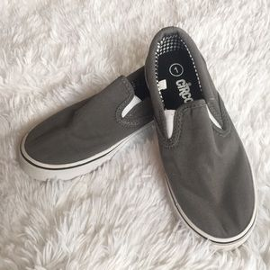 Circo for Target Little Boys Canvas Slip On Shoes